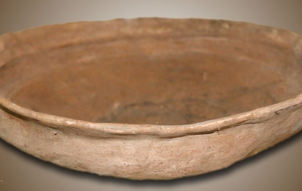 Ostionoid style ceramic vessel