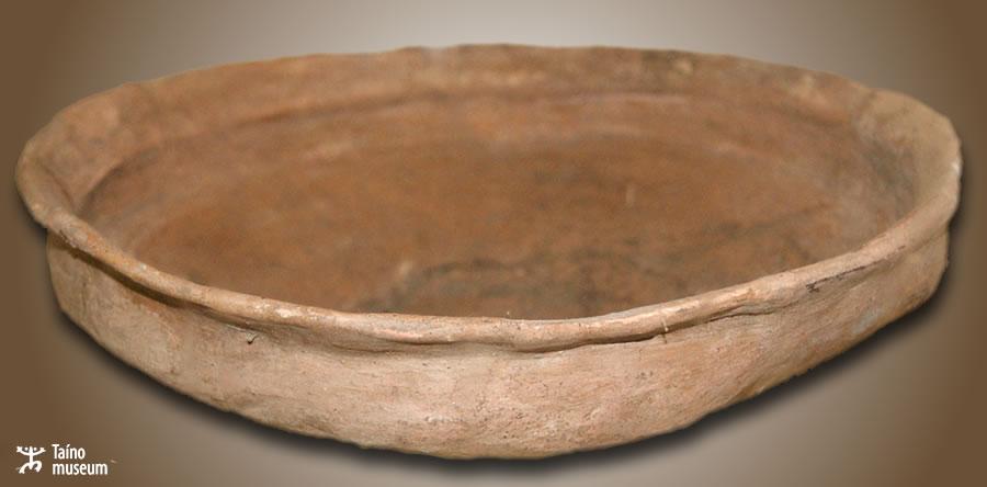 Ostionoid style ceramic vessel